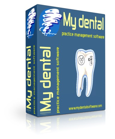 dental software box